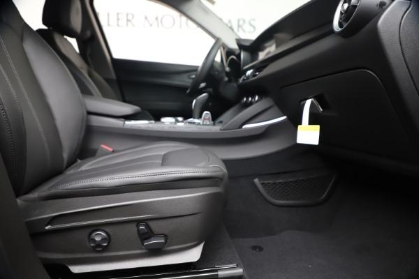 New 2020 Alfa Romeo Stelvio Q4 for sale $49,240 at Maserati of Westport in Westport CT 06880 23