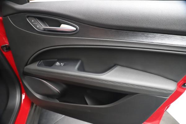 New 2020 Alfa Romeo Stelvio Q4 for sale $49,240 at Maserati of Westport in Westport CT 06880 25