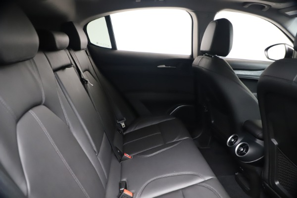 New 2020 Alfa Romeo Stelvio Q4 for sale $49,240 at Maserati of Westport in Westport CT 06880 27