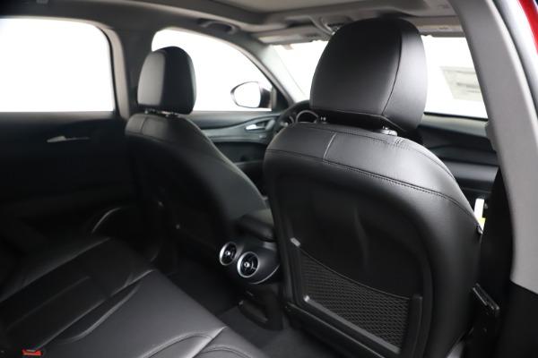 New 2020 Alfa Romeo Stelvio Q4 for sale $49,240 at Maserati of Westport in Westport CT 06880 28