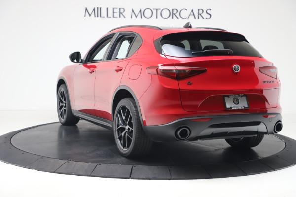 New 2020 Alfa Romeo Stelvio Q4 for sale $49,240 at Maserati of Westport in Westport CT 06880 5