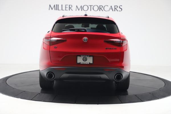 New 2020 Alfa Romeo Stelvio Q4 for sale $49,240 at Maserati of Westport in Westport CT 06880 6