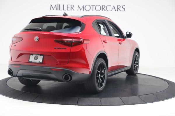 New 2020 Alfa Romeo Stelvio Q4 for sale $49,240 at Maserati of Westport in Westport CT 06880 7