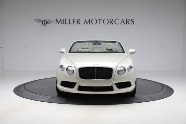 Used 2015 Bentley Continental GTC V8 for sale $109,900 at Maserati of Westport in Westport CT 06880 12