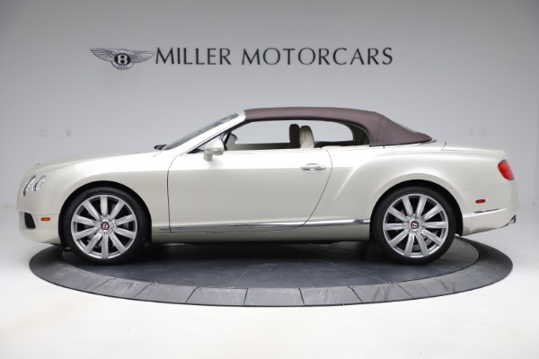Used 2015 Bentley Continental GTC V8 for sale $109,900 at Maserati of Westport in Westport CT 06880 14