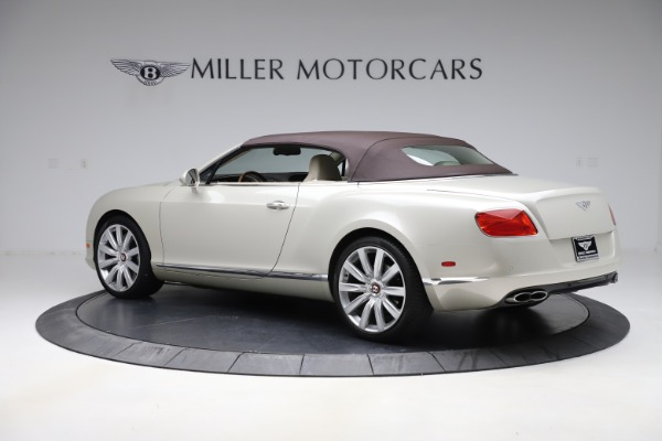 Used 2015 Bentley Continental GTC V8 for sale $109,900 at Maserati of Westport in Westport CT 06880 15