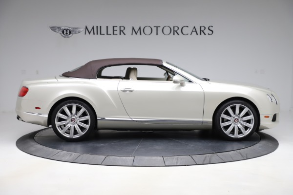 Used 2015 Bentley Continental GTC V8 for sale $109,900 at Maserati of Westport in Westport CT 06880 17