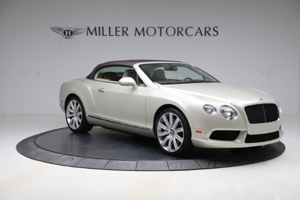 Used 2015 Bentley Continental GTC V8 for sale $109,900 at Maserati of Westport in Westport CT 06880 18