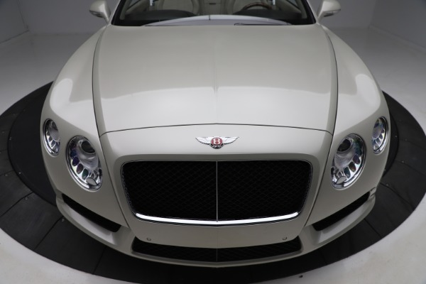 Used 2015 Bentley Continental GTC V8 for sale $109,900 at Maserati of Westport in Westport CT 06880 19