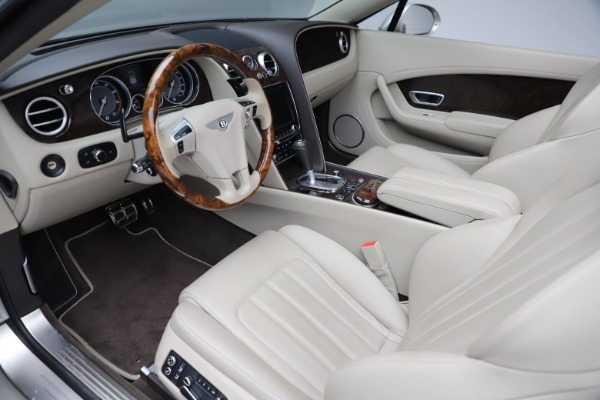 Used 2015 Bentley Continental GTC V8 for sale $109,900 at Maserati of Westport in Westport CT 06880 23