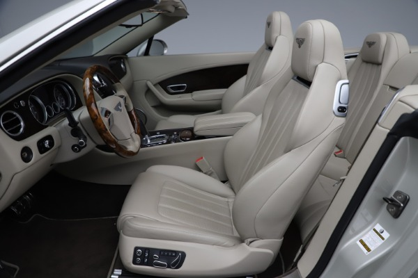 Used 2015 Bentley Continental GTC V8 for sale $109,900 at Maserati of Westport in Westport CT 06880 24