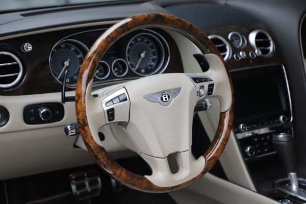 Used 2015 Bentley Continental GTC V8 for sale $109,900 at Maserati of Westport in Westport CT 06880 26