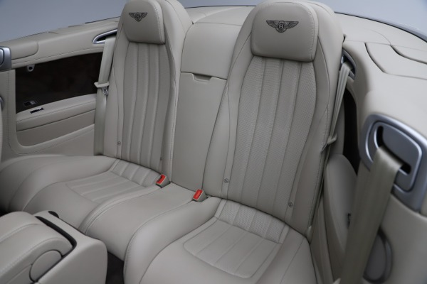 Used 2015 Bentley Continental GTC V8 for sale $109,900 at Maserati of Westport in Westport CT 06880 28