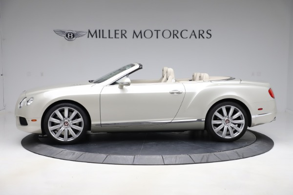 Used 2015 Bentley Continental GTC V8 for sale $109,900 at Maserati of Westport in Westport CT 06880 3