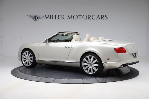 Used 2015 Bentley Continental GTC V8 for sale $109,900 at Maserati of Westport in Westport CT 06880 4