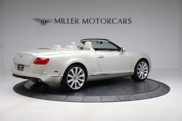 Used 2015 Bentley Continental GTC V8 for sale $109,900 at Maserati of Westport in Westport CT 06880 8