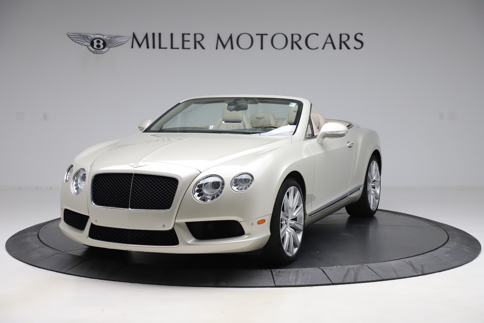 Used 2015 Bentley Continental GTC V8 for sale $109,900 at Maserati of Westport in Westport CT 06880 1