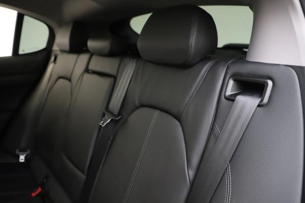 New 2020 Alfa Romeo Stelvio Q4 for sale $49,840 at Maserati of Westport in Westport CT 06880 18