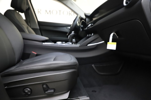New 2020 Alfa Romeo Stelvio Q4 for sale $49,840 at Maserati of Westport in Westport CT 06880 23