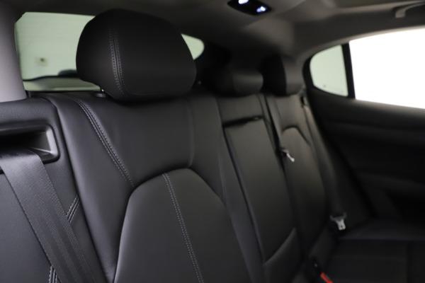 New 2020 Alfa Romeo Stelvio Q4 for sale $49,840 at Maserati of Westport in Westport CT 06880 26