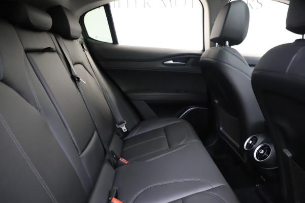 New 2020 Alfa Romeo Stelvio Q4 for sale $49,840 at Maserati of Westport in Westport CT 06880 27