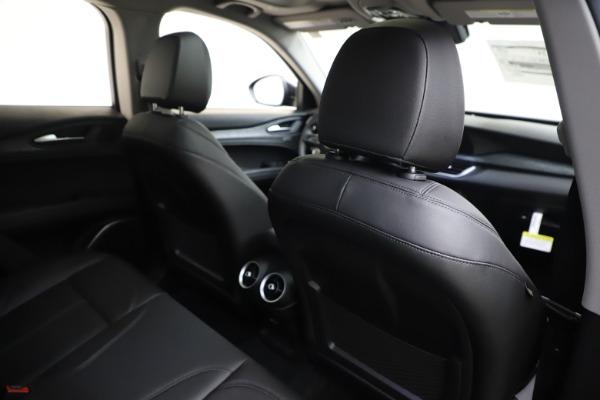 New 2020 Alfa Romeo Stelvio Q4 for sale $49,840 at Maserati of Westport in Westport CT 06880 28