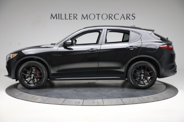 New 2020 Alfa Romeo Stelvio Q4 for sale Sold at Maserati of Westport in Westport CT 06880 3