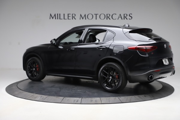 New 2020 Alfa Romeo Stelvio Q4 for sale Sold at Maserati of Westport in Westport CT 06880 4