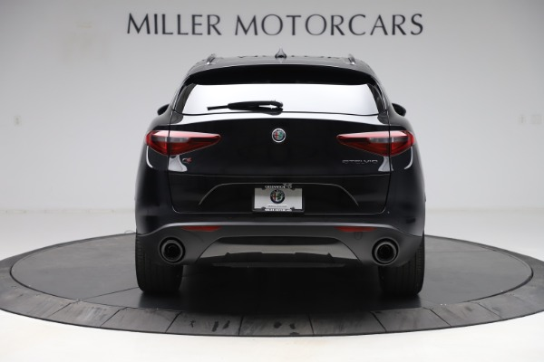 New 2020 Alfa Romeo Stelvio Q4 for sale Sold at Maserati of Westport in Westport CT 06880 6