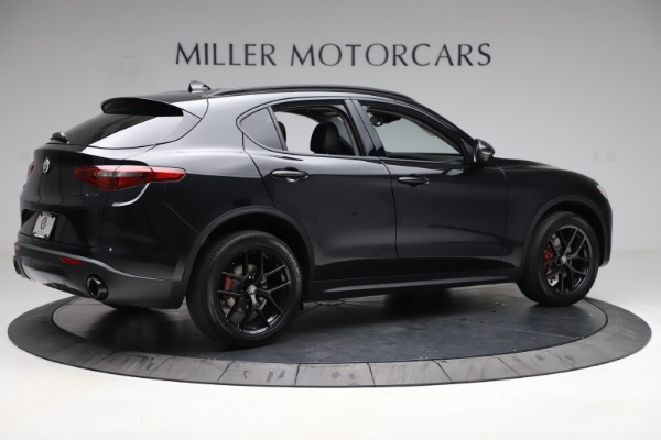New 2020 Alfa Romeo Stelvio Q4 for sale Sold at Maserati of Westport in Westport CT 06880 8