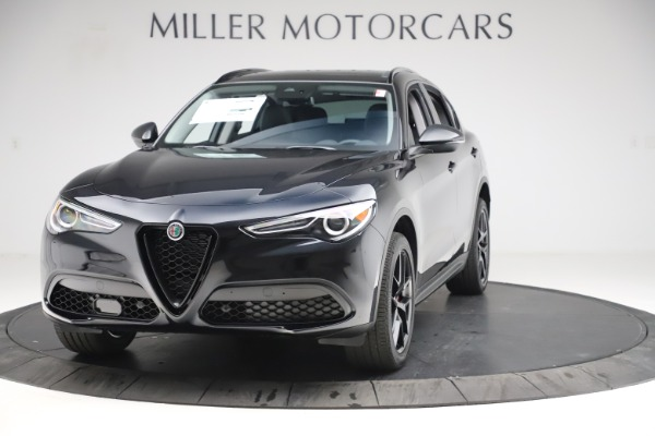 New 2020 Alfa Romeo Stelvio Q4 for sale Sold at Maserati of Westport in Westport CT 06880 1