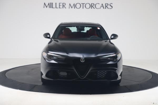 New 2020 Alfa Romeo Giulia Ti Sport Q4 for sale $56,440 at Maserati of Westport in Westport CT 06880 12
