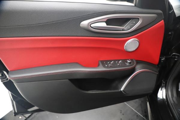 New 2020 Alfa Romeo Giulia Ti Sport Q4 for sale $56,440 at Maserati of Westport in Westport CT 06880 17
