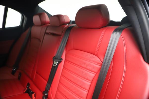 New 2020 Alfa Romeo Giulia Ti Sport Q4 for sale $56,440 at Maserati of Westport in Westport CT 06880 18