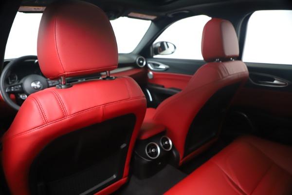 New 2020 Alfa Romeo Giulia Ti Sport Q4 for sale $56,440 at Maserati of Westport in Westport CT 06880 20