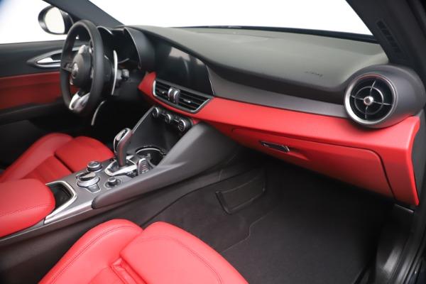 New 2020 Alfa Romeo Giulia Ti Sport Q4 for sale $56,440 at Maserati of Westport in Westport CT 06880 22