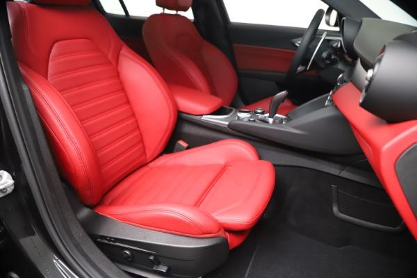 New 2020 Alfa Romeo Giulia Ti Sport Q4 for sale $56,440 at Maserati of Westport in Westport CT 06880 24