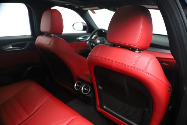 New 2020 Alfa Romeo Giulia Ti Sport Q4 for sale $56,440 at Maserati of Westport in Westport CT 06880 28