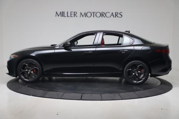 New 2020 Alfa Romeo Giulia Ti Sport Q4 for sale $56,440 at Maserati of Westport in Westport CT 06880 3