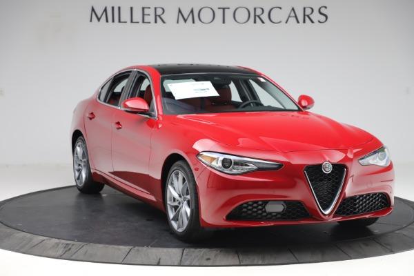 New 2020 Alfa Romeo Giulia Q4 for sale $45,740 at Maserati of Westport in Westport CT 06880 11
