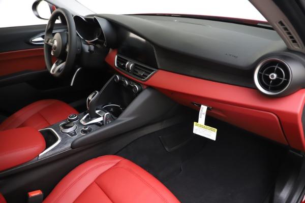 New 2020 Alfa Romeo Giulia Q4 for sale $45,740 at Maserati of Westport in Westport CT 06880 22
