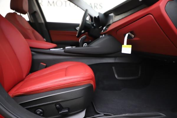 New 2020 Alfa Romeo Giulia Q4 for sale $45,740 at Maserati of Westport in Westport CT 06880 23