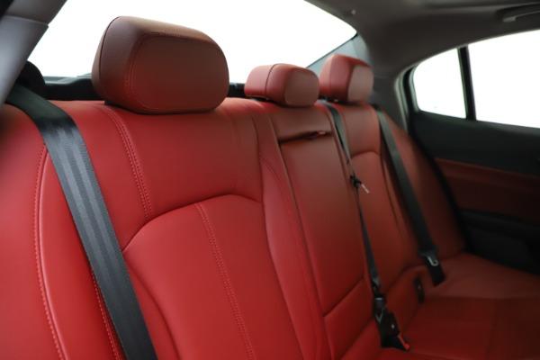 New 2020 Alfa Romeo Giulia Q4 for sale $45,740 at Maserati of Westport in Westport CT 06880 26
