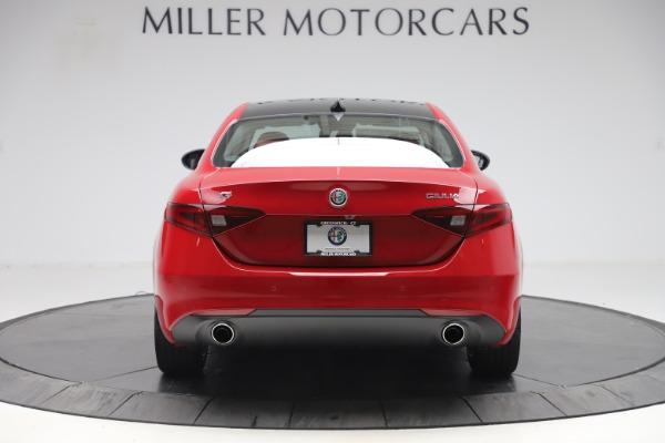 New 2020 Alfa Romeo Giulia Q4 for sale $45,740 at Maserati of Westport in Westport CT 06880 6