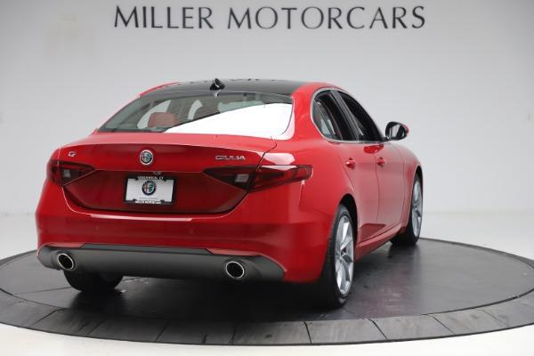 New 2020 Alfa Romeo Giulia Q4 for sale $45,740 at Maserati of Westport in Westport CT 06880 7