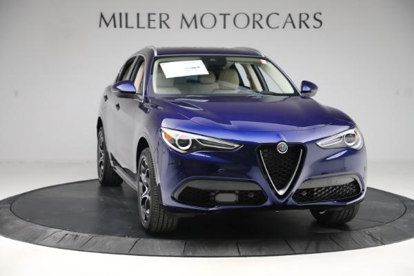 New 2020 Alfa Romeo Stelvio Ti Lusso Q4 for sale $55,790 at Maserati of Westport in Westport CT 06880 11