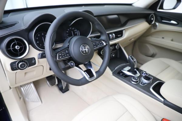 New 2020 Alfa Romeo Stelvio Ti Lusso Q4 for sale $55,790 at Maserati of Westport in Westport CT 06880 13