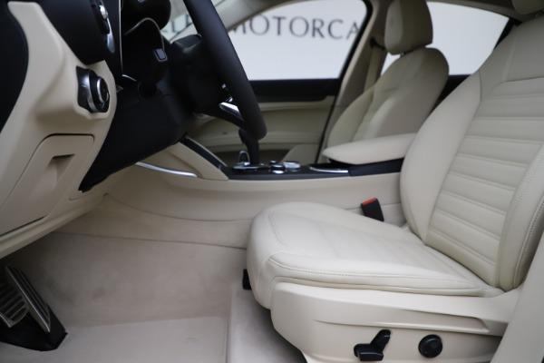 New 2020 Alfa Romeo Stelvio Ti Lusso Q4 for sale $55,790 at Maserati of Westport in Westport CT 06880 14