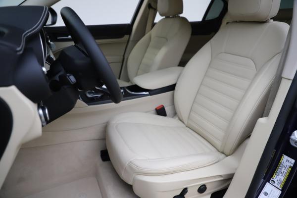 New 2020 Alfa Romeo Stelvio Ti Lusso Q4 for sale $55,790 at Maserati of Westport in Westport CT 06880 15