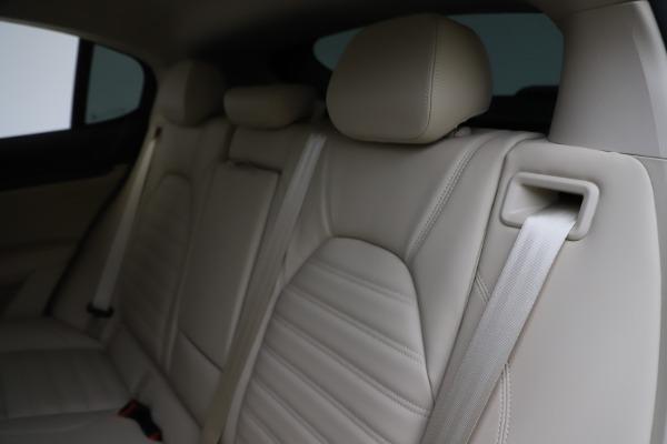 New 2020 Alfa Romeo Stelvio Ti Lusso Q4 for sale $55,790 at Maserati of Westport in Westport CT 06880 18